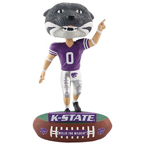 ボブルヘッド バブルヘッド 首振り人形 ボビンヘッド BOBBLEHEAD Forever Collectibles Kansas State Wildcats Mascot Kansas State Wildcats Baller Special Edition Bobbleheadボブルヘッド バブルヘッド 首振り人形 ボビンヘッド BOBBLEHEAD