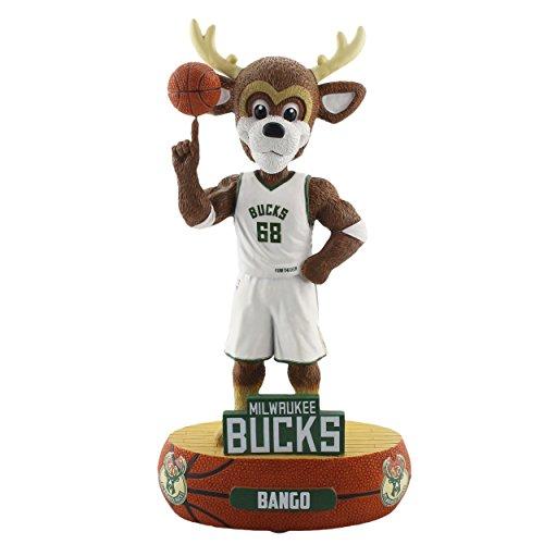 ボブルヘッド バブルヘッド 首振り人形 ボビンヘッド BOBBLEHEAD 【送料無料】Forever Collectibles Milwaukee Bucks Mascot Milwaukee Bucks Baller Special Edition Bobbleheadボブルヘッド バブルヘッド 首振り人形 ボビンヘッド BOBBLEHEAD