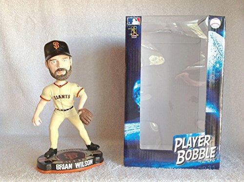 ボブルヘッド バブルヘッド 首振り人形 ボビンヘッド BOBBLEHEAD MLB San Francisco Giants Forever Collectibles Baseball Base Bobblehead Brian Wilsonボブルヘッド バブルヘッド 首振り人形 ボビンヘッド BOBBLEHEAD