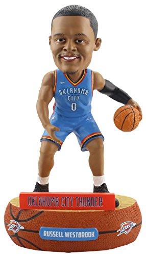 ボブルヘッド バブルヘッド 首振り人形 ボビンヘッド BOBBLEHEAD 【送料無料】Forever Collectibles Russell Westbrook Oklahoma City Thunder Baller Special Edition Bobbleheadボブルヘッド バブルヘッド 首振り人形 ボビンヘッド BOBBLEHEAD