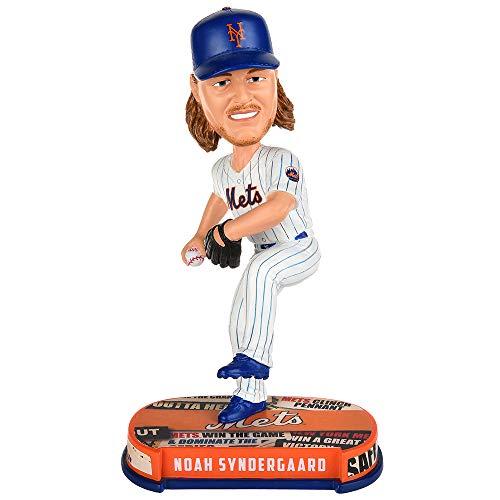 ボブルヘッド バブルヘッド 首振り人形 ボビンヘッド BOBBLEHEAD 【送料無料】Forever Collectibles Noah Syndergaard New York Mets Headline Special Edition Bobbleheadボブルヘッド バブルヘッド 首振り人形 ボビンヘッド BOBBLEHEAD