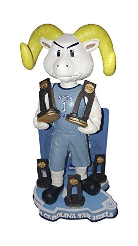 ボブルヘッド バブルヘッド 首振り人形 ボビンヘッド BOBBLEHEAD University of North Carolina Tar Heels Multiple Men's College Basketball National Championships Bobblehead Bobble head - Individボブルヘッド バブルヘッド 首振り人形 ボビンヘッド BOBBLEHEAD