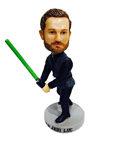 ボブルヘッド バブルヘッド 首振り人形 ボビンヘッド BOBBLEHEAD Jonathan Lucroy Jedi Star Wars Bobblehead Milwaukee Brewersボブルヘッド バブルヘッド 首振り人形 ボビンヘッド BOBBLEHEAD