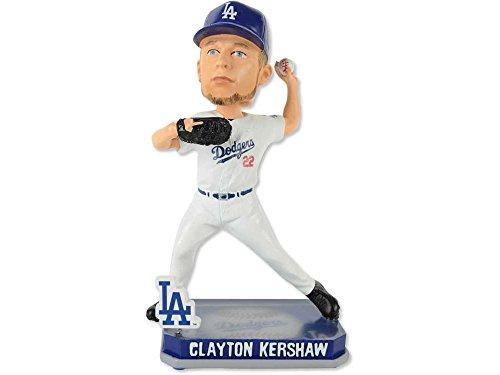 ボブルヘッド バブルヘッド 首振り人形 ボビンヘッド BOBBLEHEAD Forever Collectibles Clayton Kershaw Los Angeles Dodgers Bobble Figurineボブルヘッド バブルヘッド 首振り人形 ボビンヘッド BOBBLEHEAD