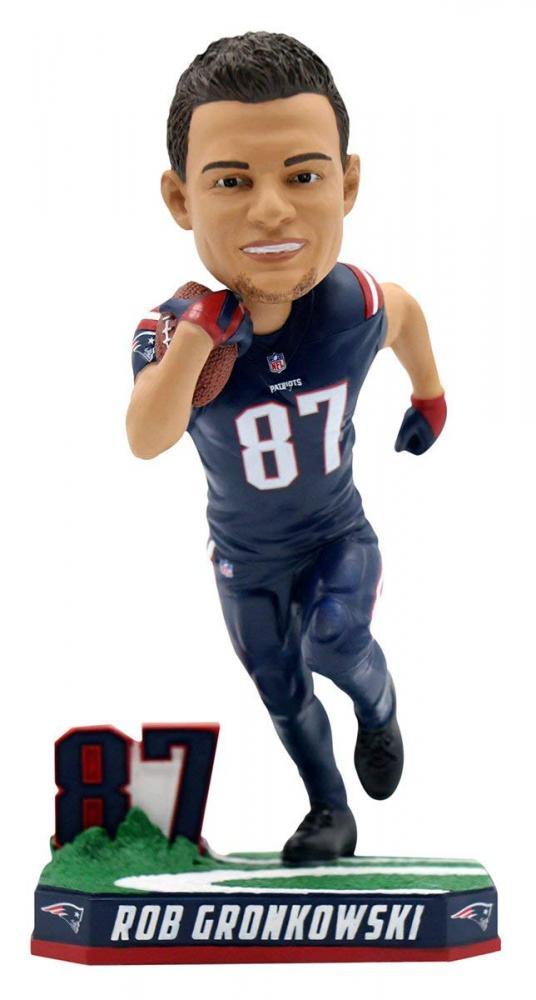 ボブルヘッド バブルヘッド 首振り人形 ボビンヘッド BOBBLEHEAD Rob Gronkowski New England Patriots Special Edition Color Rush Bobbleheadボブルヘッド バブルヘッド 首振り人形 ボビンヘッド BOBBLEHEAD