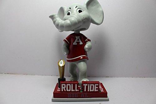 ボブルヘッド バブルヘッド 首振り人形 ボビンヘッド BOBBLEHEAD Alabama Crimson Tide 2015 National Championship