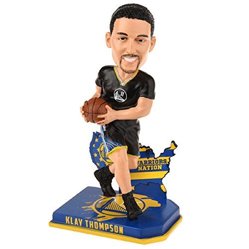 ボブルヘッド バブルヘッド 首振り人形 ボビンヘッド BOBBLEHEAD Klay Thompson Golden State Warriors Limited Edition Nation Bobbleheadボブルヘッド バブルヘッド 首振り人形 ボビンヘッド BOBBLEHEAD