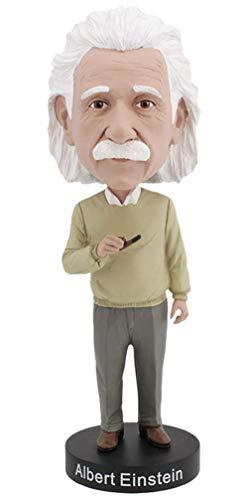 ボブルヘッド バブルヘッド 首振り人形 ボビンヘッド BOBBLEHEAD 【送料無料】Royal Bobbles Albert Einstein V1 Bobbleheadボブルヘッド バブルヘッド 首振り人形 ボビンヘッド BOBBLEHEAD