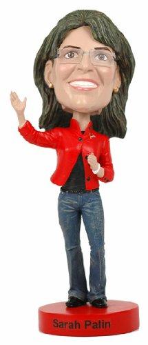 ボブルヘッド バブルヘッド 首振り人形 ボビンヘッド BOBBLEHEAD 【送料無料】Royal Bobbles Sarah Palin V2 Bobbleheadボブルヘッド バブルヘッド 首振り人形 ボビンヘッド BOBBLEHEAD