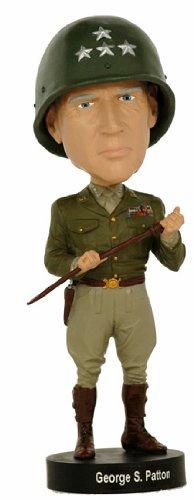 ボブルヘッド バブルヘッド 首振り人形 ボビンヘッド BOBBLEHEAD Royal Bobbles George S. Patton V1 Bobbleheadボブルヘッド バブルヘッド 首振り人形 ボビンヘッド BOBBLEHEAD
