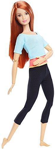 バービー バービー人形 メイドトゥームーブ 関節 動く Barbie Barbie maid toe move doll light blue top Made to Move Barbie Doll [parallel import]バービー バービー人形 メイドトゥームーブ 関節 動く