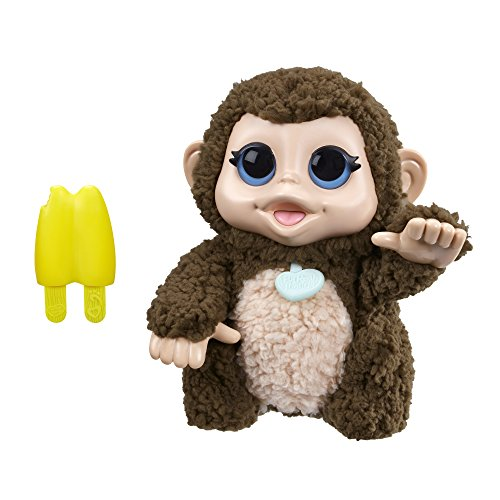 全てのアイテム ファーリアルフレンズ ぬいぐるみ 動く 鳴く 鳴く お世話【送料無料 Paws】FurReal 動く Friends Lil' Big Paws Giddy Banana Monkeyファーリアルフレンズ ぬいぐるみ 動く 鳴く お世話, 詰め替えインクのエコッテ:b85c0808 --- independentescortsdelhi.in