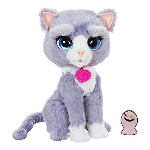 【即納】【送料無料】ファーリアルフレンズ ブーツィー 猫 ぬいぐるみ 鳴く 動く B5936 単3電池4本使用