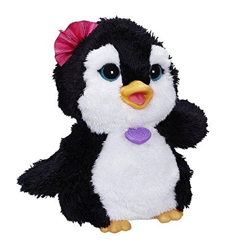 ファーリアルフレンズ ぬいぐるみ 動く 鳴く お世話 FurReal Friends Happy to See Me Pets Piper, My Dancing Penguin Petファーリアルフレンズ ぬいぐるみ 動く 鳴く お世話