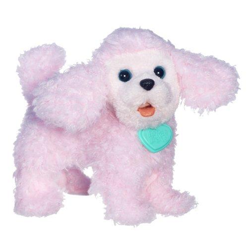 ファーリアルフレンズ ぬいぐるみ 動く 鳴く お世話 【送料無料】FurReal Friends Walkin Puppies Pretty Poodle Toy Plushファーリアルフレンズ ぬいぐるみ 動く 鳴く お世話