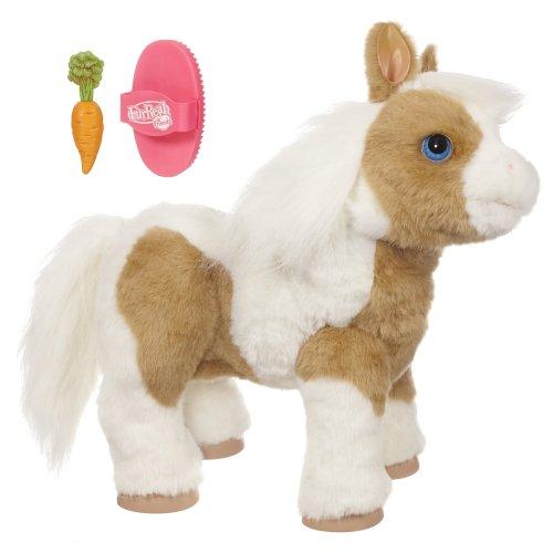 ファーリアルフレンズ ぬいぐるみ 動く 鳴く お世話 【送料無料】Furreal Friends Baby Butterscotch My Magical Show Pony Petファーリアルフレンズ ぬいぐるみ 動く 鳴く お世話