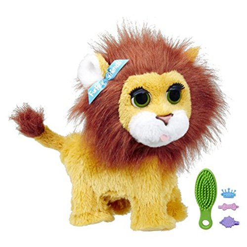 ファーリアルフレンズ ぬいぐるみ 動く 鳴く お世話 【送料無料】FurReal Friends Roarin' My Bouncin' Lionファーリアルフレンズ ぬいぐるみ 動く 鳴く お世話