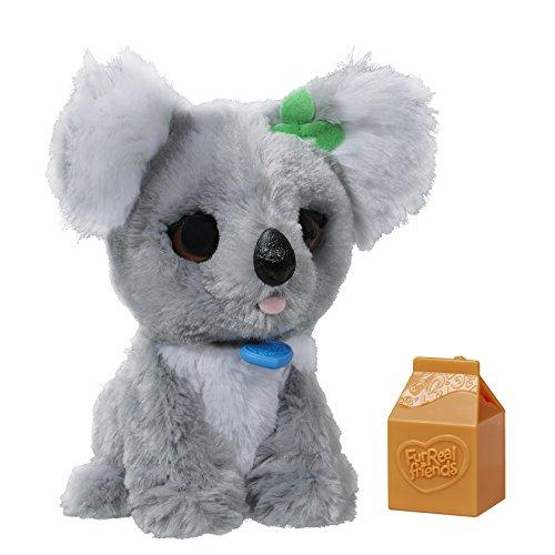 ファーリアルフレンズ ぬいぐるみ 動く 鳴く お世話 【送料無料】FurReal friends Li'l Big Paws Sneezy Kiki Koala Petファーリアルフレンズ ぬいぐるみ 動く 鳴く お世話