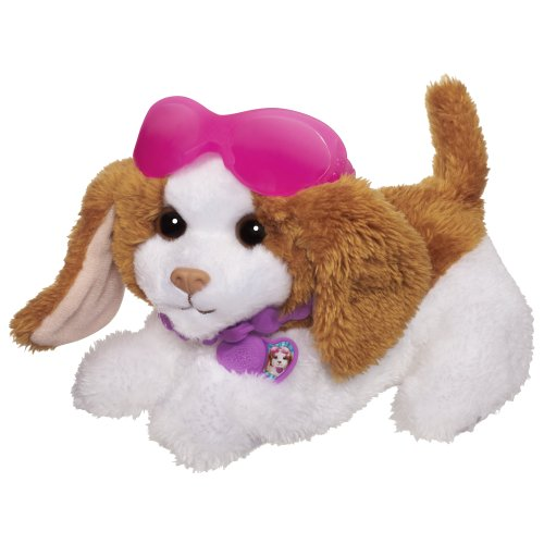 ファーリアルフレンズ ぬいぐるみ 動く 鳴く お世話 【送料無料】FurReal Friends Dress Me Babies Pat `N Play Pup Petファーリアルフレンズ ぬいぐるみ 動く 鳴く お世話