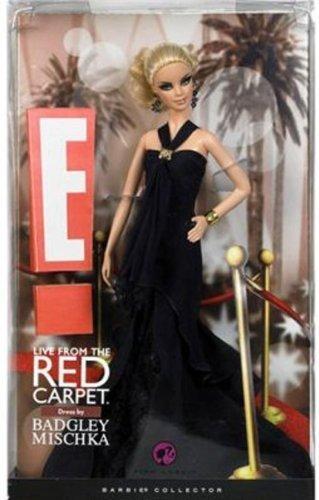 バービー バービー人形 バービーコレクター コレクタブルバービー プラチナレーベル Barbie E Live From The Red Carpet Doll Badgley Mischka Collector Edition (2007) by Barbieバービー バービー人形 バービーコレクター コレクタブルバービー プラチナレーベル