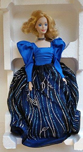 バービー バービー人形 バービーコレクター コレクタブルバービー プラチナレーベル Barbie Blue Rhapsody Porcelain Limited Edition - Rareバービー バービー人形 バービーコレクター コレクタブルバービー プラチナレーベル