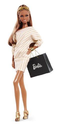 バービー バービー人形 バービーコレクター コレクタブルバービー プラチナレーベル Barbie Collector The Barbie look-City Shopper Doll (AA) (Black Label) (X8257)バービー バービー人形 バービーコレクター コレクタブルバービー プラチナレーベル