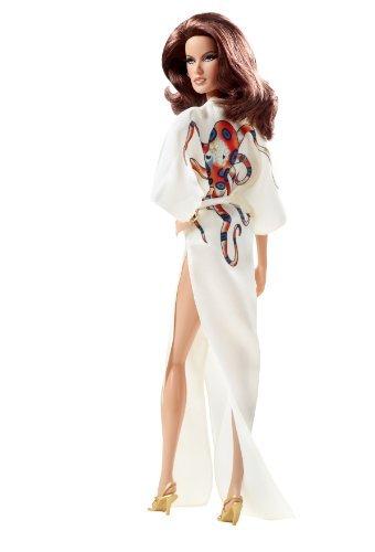 バービー バービー人形 バービーコレクター コレクタブルバービー プラチナレーベル 【送料無料】Barbie 007 Bond girl Octopussy Barbie T4550 Black Labelバービー バービー人形 バービーコレクター コレクタブルバービー プラチナレーベル