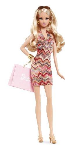 バービー バービー人形 バービーコレクター コレクタブルバービー プラチナレーベル Barbie Collector The Barbie look-City Shopper Doll (Black Label) (X8256)バービー バービー人形 バービーコレクター コレクタブルバービー プラチナレーベル