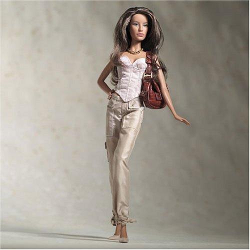 バービー バービー人形 バービーコレクター コレクタブルバービー プラチナレーベル Barbie model-of-the-moment Pretty Young Thing Barbie Doll (Latin) B3821 (Gold label)バービー バービー人形 バービーコレクター コレクタブルバービー プラチナレーベル