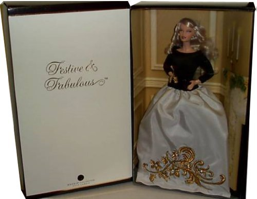 バービー バービー人形 バービーコレクター コレクタブルバービー プラチナレーベル Barbie Gold Label Festive and Fabulousバービー バービー人形 バービーコレクター コレクタブルバービー プラチナレーベル