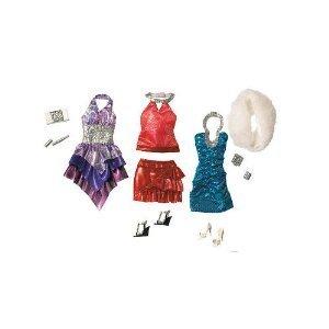 バービー バービー人形 着せ替え 衣装 ドレス Barbie Fashionistas Outfits 2010 Glam Shimmery Designsバービー バービー人形 着せ替え 衣装 ドレス