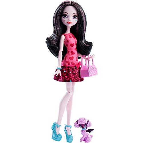 モンスターハイ 人形 ドール 【送料無料】Mattel Monster High - Ghouls Beast Pet - Draculauraモンスターハイ 人形 ドール