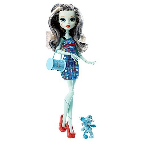 モンスターハイ 人形 ドール 【送料無料】Monster High Dolls - Ghoul's Beast Pet - Frankie Steinモンスターハイ 人形 ドール