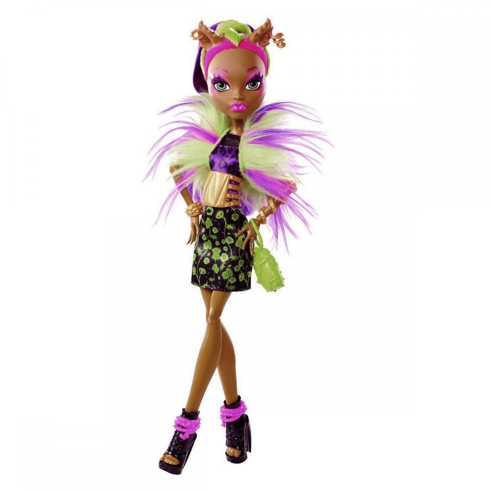 モンスターハイ 人形 ドール Monster High Freaky Fusions Clawvenus Dollモンスターハイ 人形 ドール