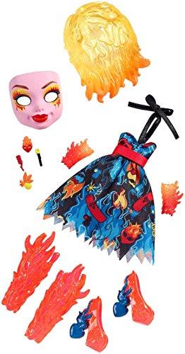 モンスターハイ 人形 ドール Monster High Inner Monster Fearfully Feisty Mood Packモンスターハイ 人形 ドール