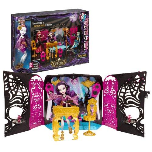 新素材新作 モンスターハイ 人形 with ドール【送料無料】Mattel Year 2013 DJ Monster Monster High