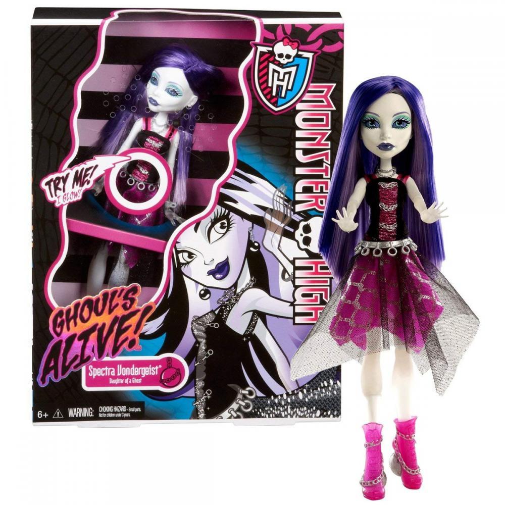 モンスターハイ 人形 ドール Mattel Year 2012 Monster High