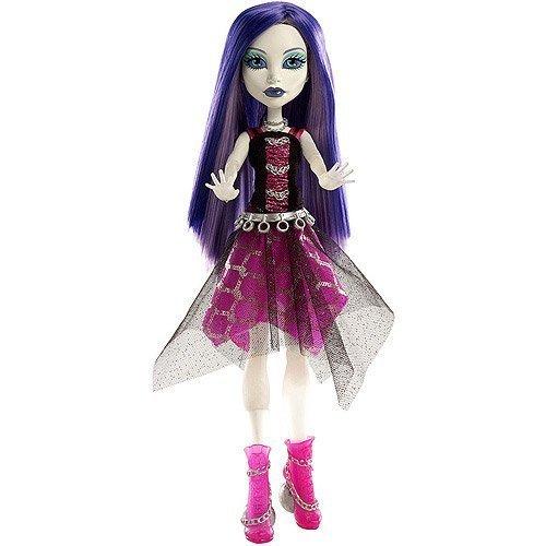 モンスターハイ 人形 ドール 【送料無料】Monster High Ghoul 's Alive! Spectra Vondergeistモンスターハイ 人形 ドール