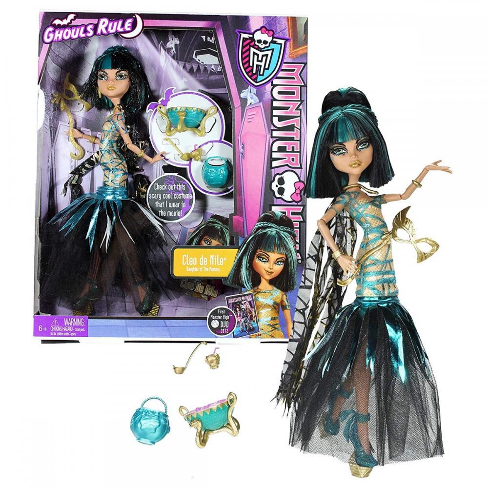 モンスターハイ 人形 ドール Mattel Doll