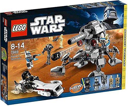 レゴ スターウォーズ 7869 【送料無料】LEGO Star Wars Special Edition Set #7869 Battle for Geonosisレゴ スターウォーズ 7869
