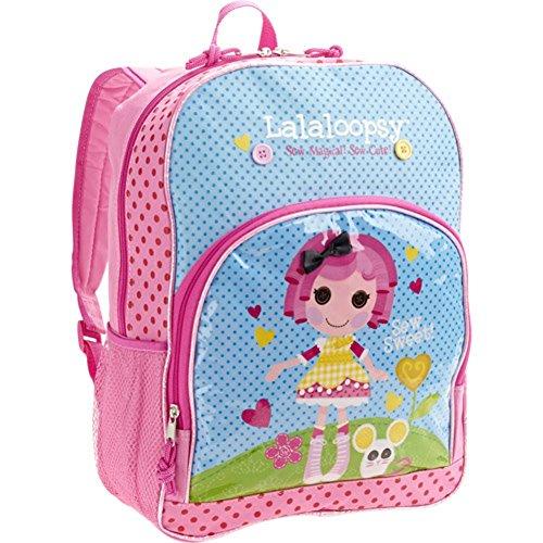 ララループシー 人形 ドール BPWM13B139 【送料無料】Lalaloopsy Sew Cute Crumbs Sugar Cookie Pink Backpackララループシー 人形 ドール BPWM13B139