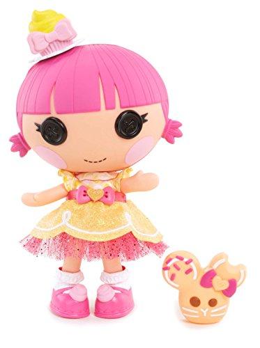 ララループシー 人形 ドール 539742AZ 【送料無料】Lalaloopsy Littles Super Silly Party Doll- Sprinkle Spice Cookieララループシー 人形 ドール 539742AZ