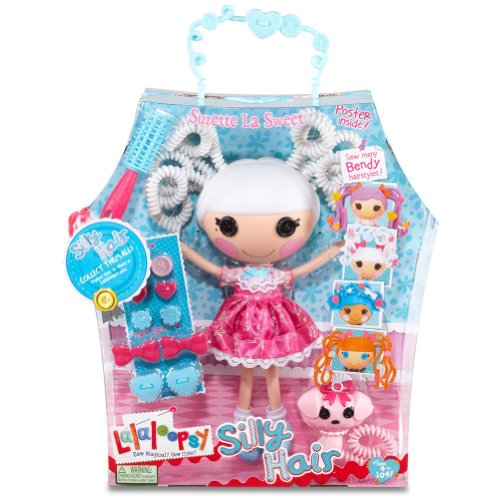 ララループシー 人形 ドール 518273 Lalaloopsy Silly Hair - Suzette La Sweetララループシー 人形 ドール 518273