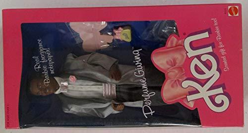 バービー バービー人形 ケン Ken 【送料無料】1987 Perfume Giving Ken Ethnic Barbie Doll Item #4555バービー バービー人形 ケン Ken