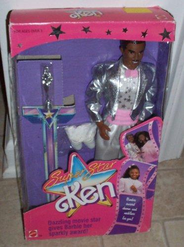バービー バービー人形 ケン Ken 1988 Super Star Ken Doll Ethnic Barbie Doll Item #1550バービー バービー人形 ケン Ken