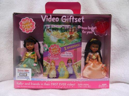 バービー バービー人形 チェルシー スキッパー ステイシー 【送料無料】Barbie Kelly Dream Club Video Giftset with 2 Kelly Club Dollsバービー バービー人形 チェルシー スキッパー ステイシー