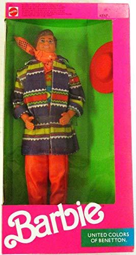 バービー バービー人形 ケン Ken Barbie United Colors of Benetton Ken Dollバービー バービー人形 ケン Ken