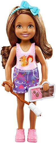大特価 バービー バービー人形 ステイシー チェルシー Funバービー スキッパー ステイシー【送料無料】Barbie Doll Sisters Camping Fun - Tamika Doll S'mores Funバービー バービー人形 チェルシー スキッパー ステイシー, ペットガーデン紀三井寺:864ba309 --- independentescortsdelhi.in