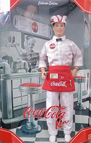 バービー バービー人形 ケン Ken 【送料無料】Mattel Barbie Coke COCA COLA Ken Doll Collector Edition (1999)バービー バービー人形 ケン Ken