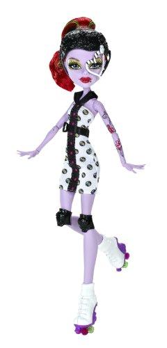 モンスターハイ 人形 ドール 【送料無料】Monster High Roller Maze Operetta Dollモンスターハイ 人形 ドール